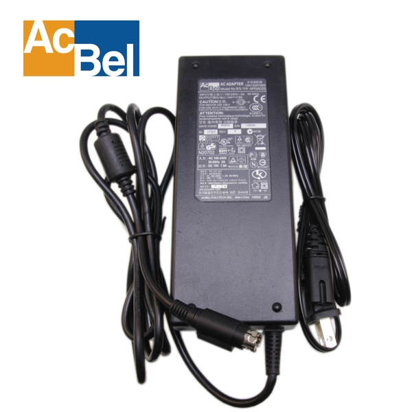 Details about AcBel API3AD25 19V 7.9A 150W AC/DC Adapter Power Supply on