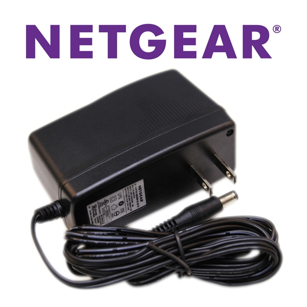 For Linksys Network Router Modem AC DC 12V 1A Wall Power Supply Adapter